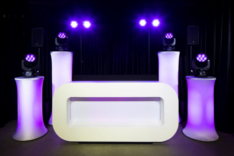 DJ-booths Crescendo